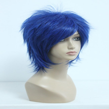 Load image into Gallery viewer, Shugo Chara Tsukiyomi Ikuto Yoru Cosplay Wig