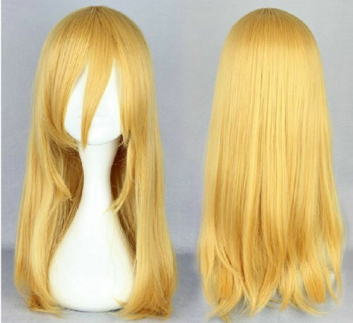 Shingeki No Kyojin Attack On Titan Christa Lenz Cosplay Wig