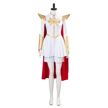 Load image into Gallery viewer, She Ra Princess Of Power She Ra Women Dress Outfits Halloween Carnival Costume Cosplay Costume