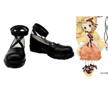 Load image into Gallery viewer, Rozen Maiden Kanaria Cosplay Shoes