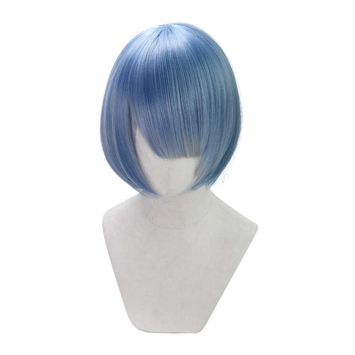 Re Zero Life In A Different World From Zero Rem Cosplay Wigs