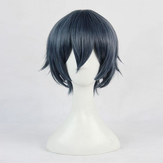 Rampo Kitan Game Of Laplace Kobayashi Cosplay Wig