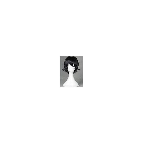 Rampo Kitan Game Of Laplace Akechi Cosplay Wig