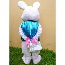 Load image into Gallery viewer, Rabbit Bunny Mascot Cosplay Costume Adult Size