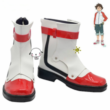 Load image into Gallery viewer, Psalms Of Planets Eureka Seven Renton Thurston Cosplay Boots Shoes
