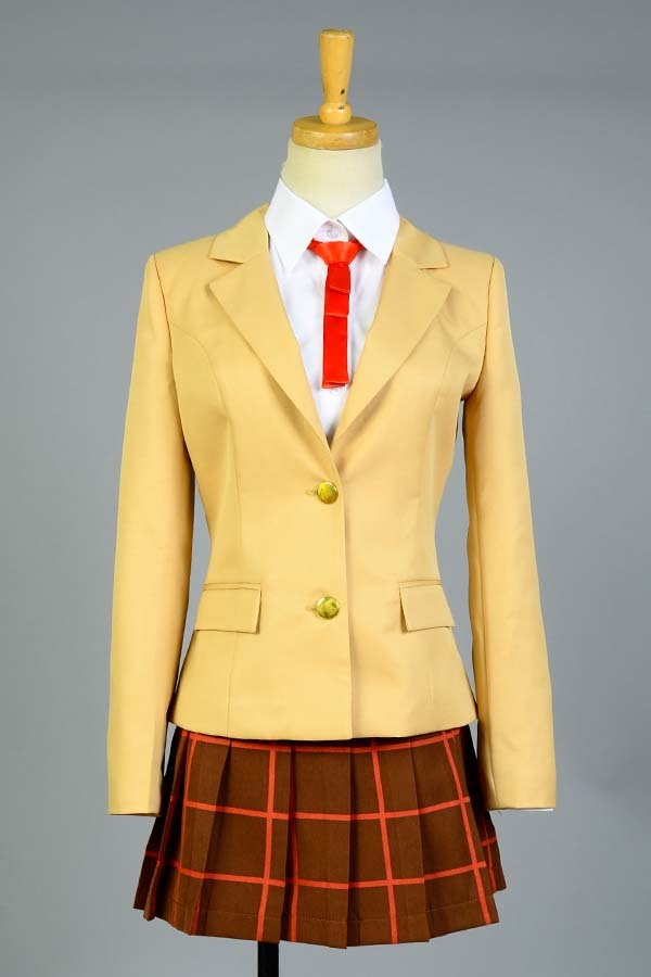 Prison School Mari Kurihara School Uniform Cosplay Costume