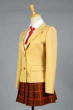 Load image into Gallery viewer, Prison School Mari Kurihara School Uniform Cosplay Costume