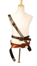Load image into Gallery viewer, Pirates Of The Caribbean Jack Sparrow Belt Set