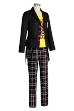 Load image into Gallery viewer, Persona 5 Sakamoto Ryoji Outfit Cosplay Costume