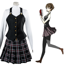 Load image into Gallery viewer, Persona 5 P5 Makoto Niijima Queen School Uniform Cosplay Costume