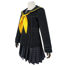 Load image into Gallery viewer, Persona 4 Kujikawa Rise Women School Uniform Dress Outfits Halloween Carnival Suit Cosplay Costume