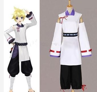 vocaloid project diva f len cosplay costume
