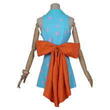 Load image into Gallery viewer, One Piece Wano Country Nami Wanokuni Style Nami Cosplay Outfit Halloween Carnival Costume Cosplay Costume
