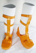 Load image into Gallery viewer, One Piece Nami Cosplay Shoes