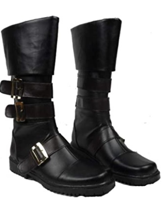 Nier Nier Automata 9S Boots Cosplay Shoes
