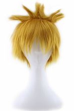 Load image into Gallery viewer, Naruto Uzumaki Cosplay Wig