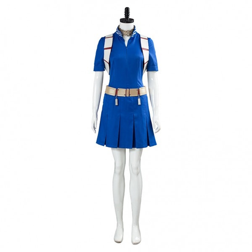 My Hero Academia Todoroki Shouto Women Uniform Dress Outfit Halloween Carnival Suit Cosplay Costume