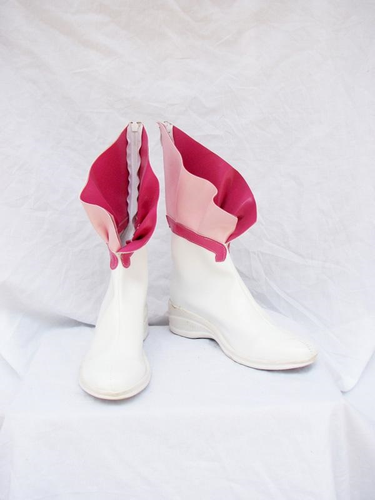 Mermaid Melody Pichi Pichi Pitch Nanami Lucia Cosplay Boots