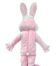Load image into Gallery viewer, Lovely Pink Rabbit Mascot Cosplay Costume Adult Size