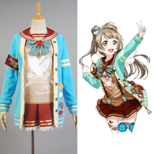 Load image into Gallery viewer, Lovelive Valentines Day Kotori Minami Uniform Cosplay Costume