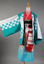 Load image into Gallery viewer, Blue Exorcist Ao No Exorcist Shiemi Moriyama Kimono Cosplay Costume