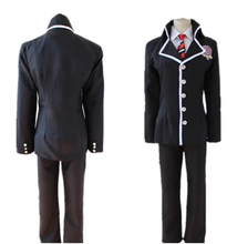 Load image into Gallery viewer, Blue Exorcist Ao No Exorcist Okumura Rin Cosplay Costume Jacket