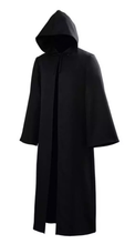 Load image into Gallery viewer, Bleach Cape Black Halloween Cosplay Costume