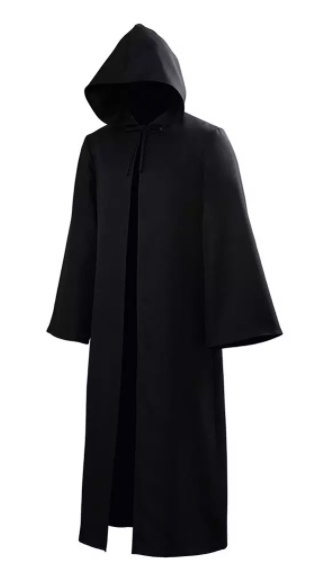 Bleach Cape Black Halloween Cosplay Costume