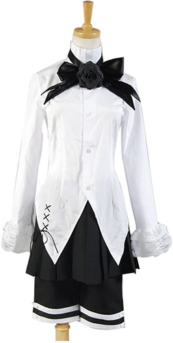 Black Butler Ciel Phantomhive Band Cosplay Costume Set