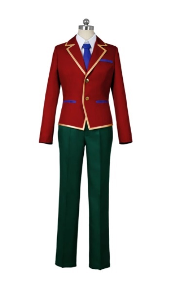 Classroom Of The Elite Kiyotaka Ayanok Ji Uniform Cosplay Costume