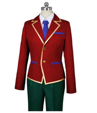 Load image into Gallery viewer, Classroom Of The Elite Kiyotaka Ayanok Ji Uniform Cosplay Costume