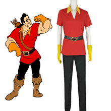 Load image into Gallery viewer, Beauty And The Beast Gaston Cosplay Costume