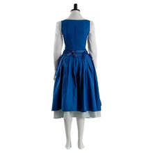 Load image into Gallery viewer, Beauty And The Beast Film Belle Emma Watson Maid Dress