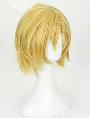 Axis Powers Hetalia Matthew Williams Cosplay Wig