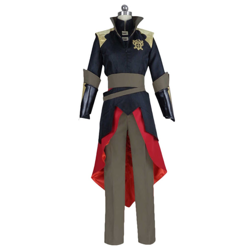 Anime Castlevania Season 3 Trevor Belmont Cosplay Costume Adult Men Outfit Halloween Carnival Costume