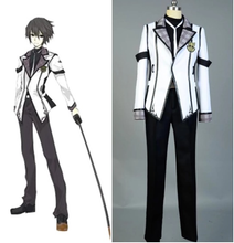 Load image into Gallery viewer, Chivalry Of A Failed Knight Ikki Kurogane Cosplay Costume