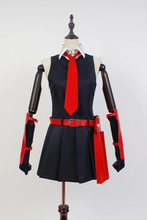 Load image into Gallery viewer, Akame Ga Kill Night Raid Akame Cosplay Costume