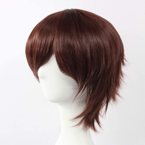 Letter Bee Jiggy Pepper Cosplay Wig