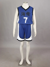 Load image into Gallery viewer, Kurokos Basketball Kise Ryota Cosplay Costume Jersey