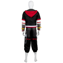 Load image into Gallery viewer, Kingdom Hearts Iii Protagonist Sora Outfit Uniform Cosplay Costume