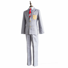 Load image into Gallery viewer, Kimi No Uso Your Lie In April Kousei Arima Uniform Suit Cosplay Costume
