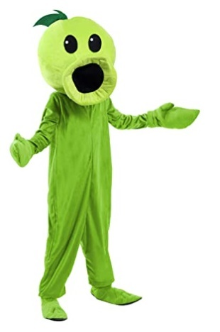 Conehead Zombie Plants Vs Zombies Mascot Costume