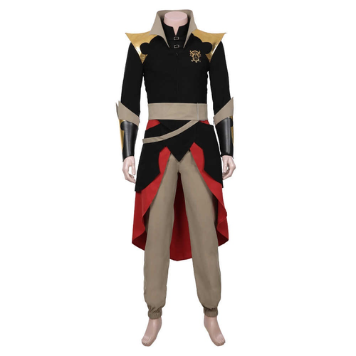 Castlevania Season 3 Trevor Belmont Halloween Carnival Outfit Cosplay Costume