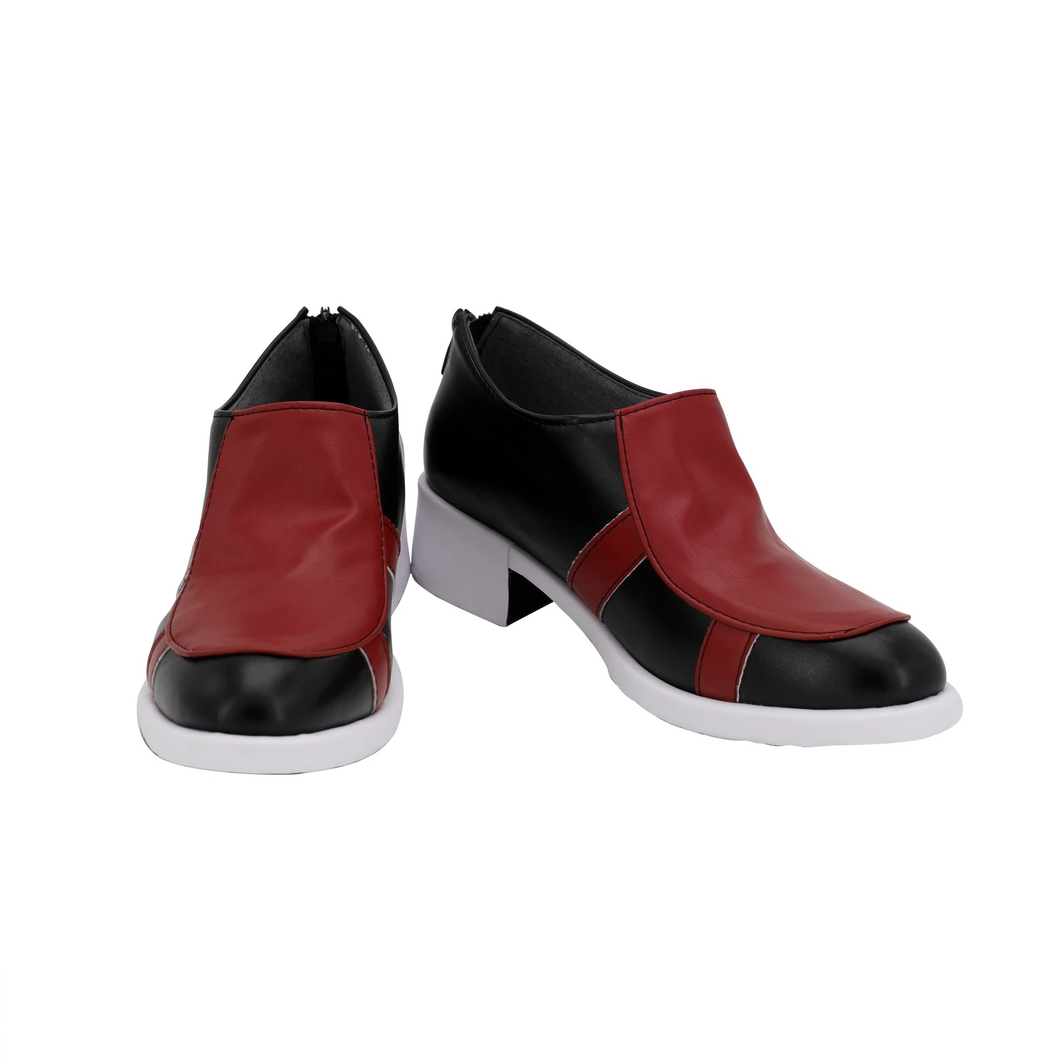 Jojos Bizarre Adventure Guido Mista Cosplay Shoes