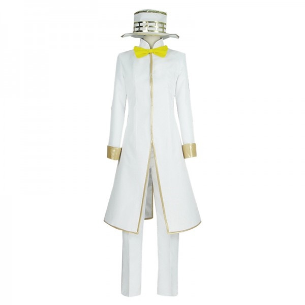 Jojo S Bizarre Adventure Rohan Kishibe Heaven S Door Cosplay Costume