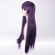 Load image into Gallery viewer, Inu X Boku Ss Sorinoduka Lenshou Purple Cosplay Wig