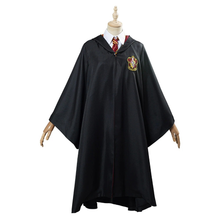 Load image into Gallery viewer, Harry Potter Hermione Granger Gryffindor School Uniform Women Robe Cloak Outfit Halloween Carnival Costume Cosplay Costume