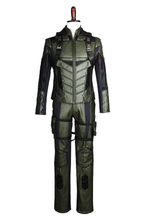 Load image into Gallery viewer, Green Arrow Season 5 Oliver Queen Cosplay Costume