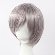 Load image into Gallery viewer, Code Geass Lloyd Asplund Cosplay Wig