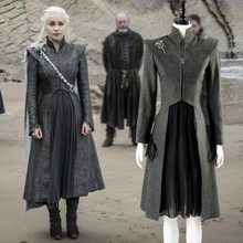 Load image into Gallery viewer, Game Of Thrones Daenerys Targaryen Cloak Cosplay Costume